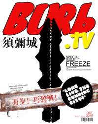 burb magazine cover|